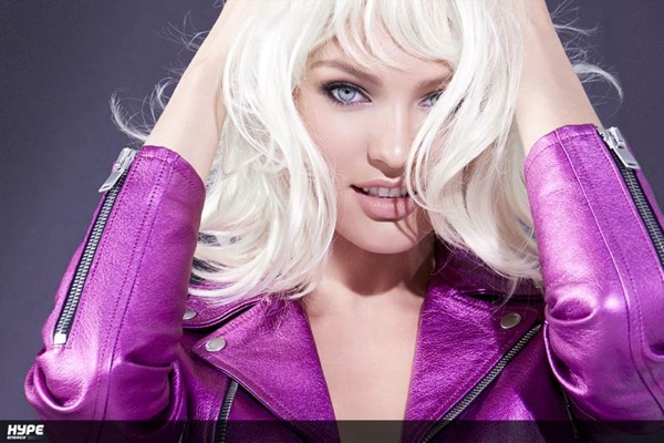 hype energy advertisemnts 2014 2 More Photos of Candice Swanepoel's Hype Energy Campaign Released