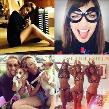 Instagram Photos of the Week | Alyssa Miller, Candice Swanepoel + More Models