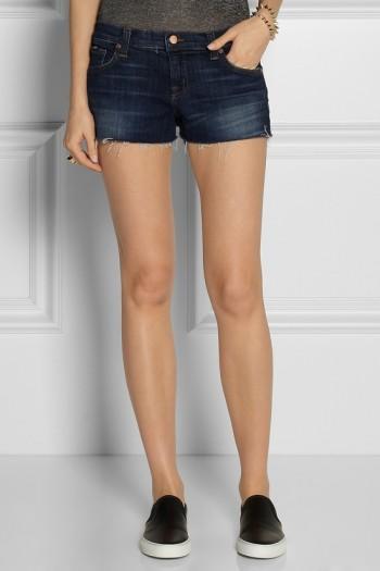 5 Denim Short Shorts to Get You Through Summer