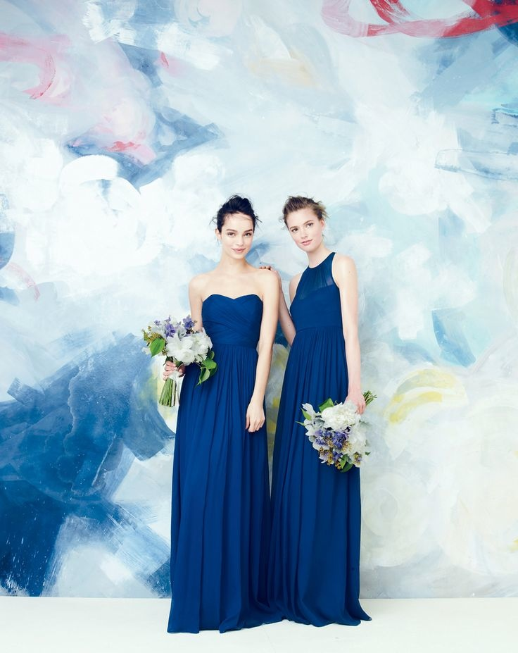 j crew bridesmaid style6 J. Crew Offers Elegant Wedding & Party Dresses for August Style Guide