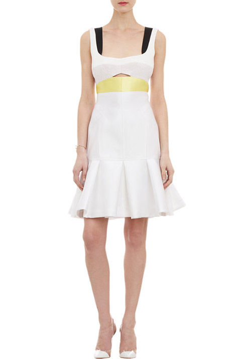 j mendel neoprene sleeveless dress1 Final Days! Barneys Designer Sale with 75% Off