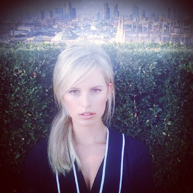 karolina image Instagram Photos of the Week | Karolina Kurkova, Doutzen Kroes + More Models