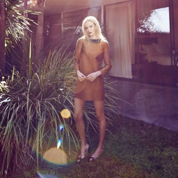 Kate Bosworth Stars in InStyle UK's September 2014 Issue
