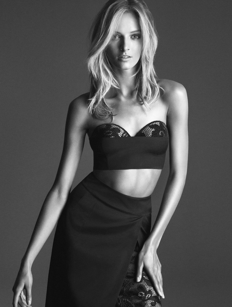 La Perla Lingerie Fall/Winter 2014 Campaign