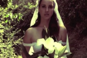 "Lana Del Rey is a Sad But Beautiful Bride in ""Ultraviolence"" Music Video"