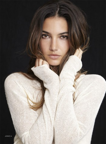 Lily Aldridge Reveals How She Walked the VS Runway 4 Months After Giving Birth