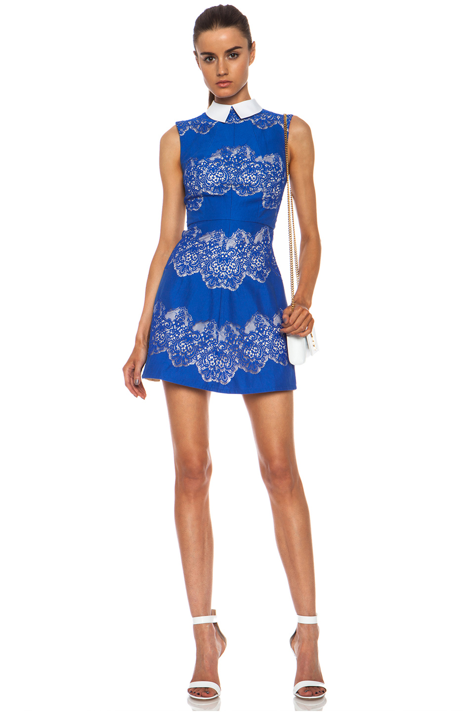 Daily Find: Dive into Summer with Lover's Royal Blue Chelsea Dress