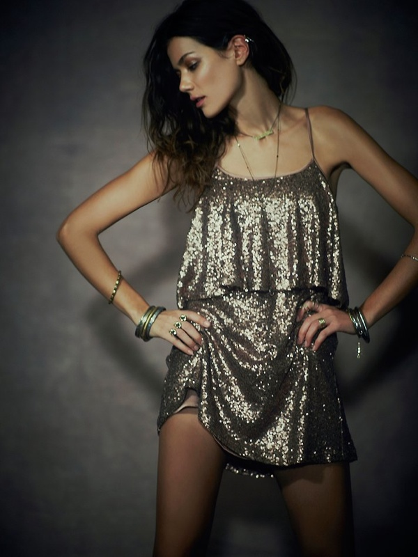 lover friends sunkissed sequin dress 8 Dresses to Wear to a Party