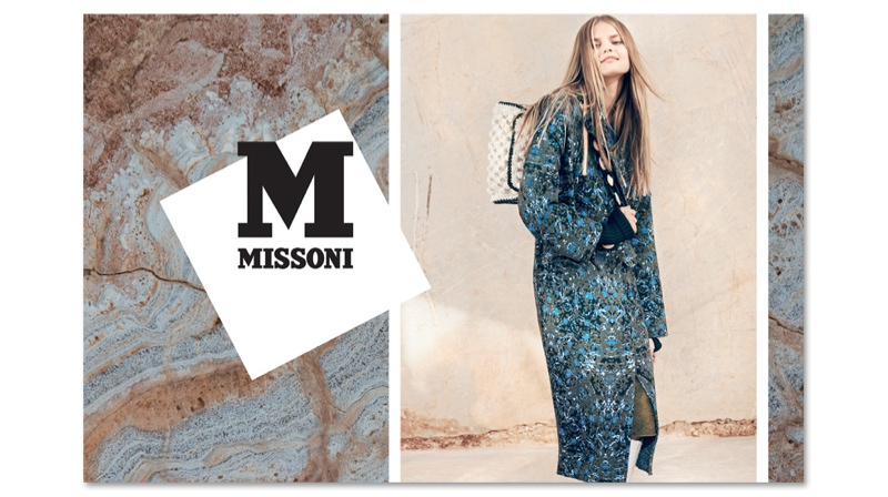 fa27037621612 M Missoni 2014 Fall/Winter Campaign | Fashion Gone Rogue
