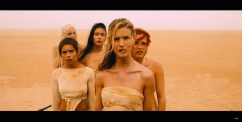 """First Look at Rosie Huntington-Whiteley & Abbey Lee Kershaw in the """"Mad Max: Fury Road"""" Trailer"""
