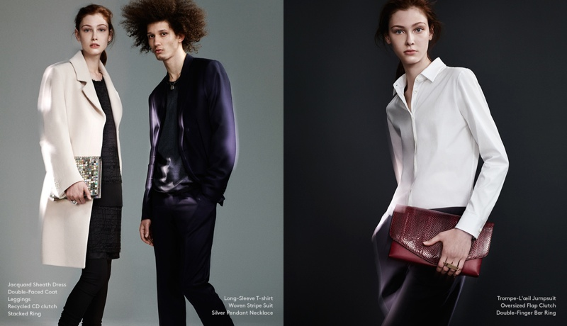 maison martin margiela barneys4 Welcome to the Maison: Barneys Launches Maison Martin Margiela Lookbook