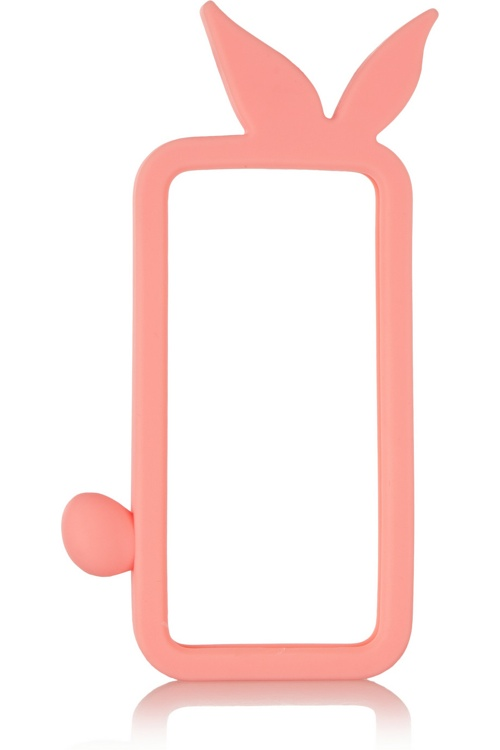 marc marc jacobs designer bunny iphone case 5 Top Designer iPhone Cases: From Karl Lagerfeld to Moschino