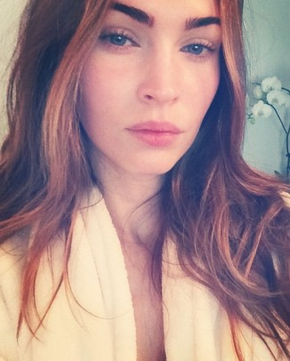 megan fox without makeup 326x406