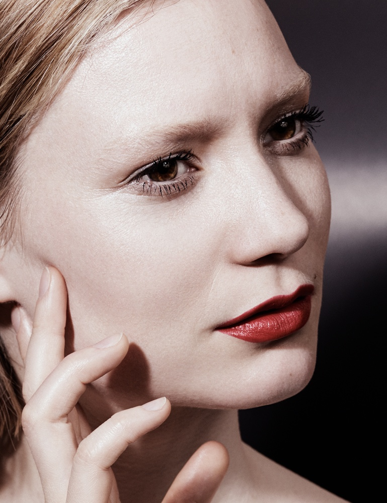 mia wasikowska 2014 4 Mia Wasikowska Stars in Interview Magazines August Issue