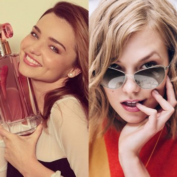 Miranda Kerr & Karlie Kloss Named Fashion Trendsetters