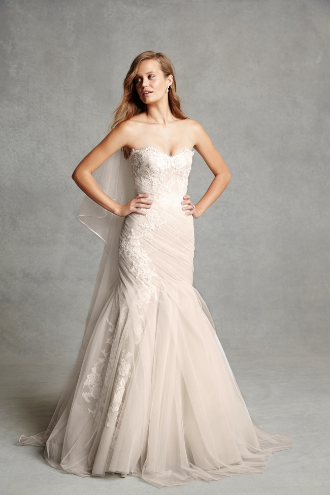 Monique lhuillier bliss wedding dresses 2015 2 for Monique lhuillier wedding dress