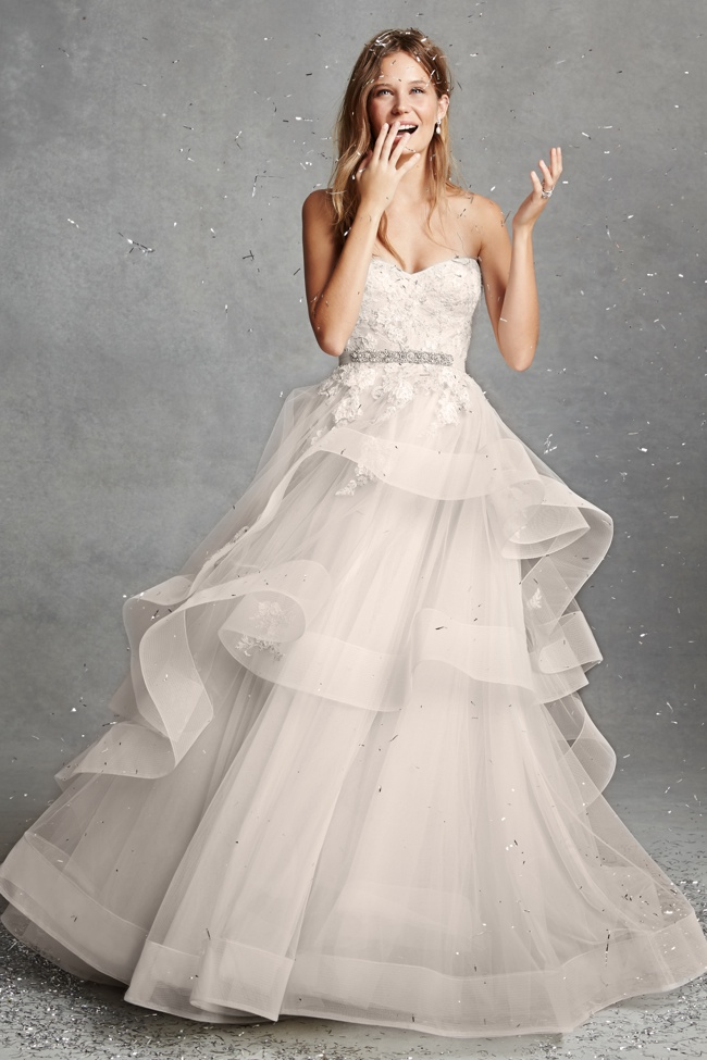 Monique Lhuillier Wedding Dress Of Monique Lhuillier Bliss Spring Summer 2015 Wedding Dresses