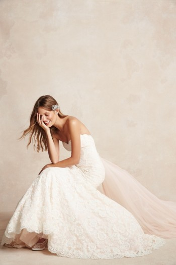 Bridal Bliss: See Monique Lhuillier's Affordably Priced Wedding Dresses