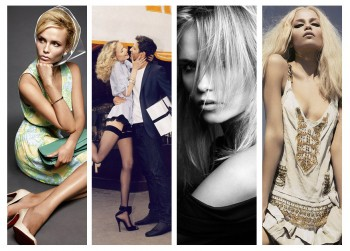 Image (left to right): Vogue Spain, Vogue Paris, Madame Figaor, Numero