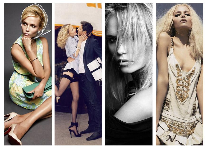 Natasha Poly's Top 10 Editorial Modeling Moments