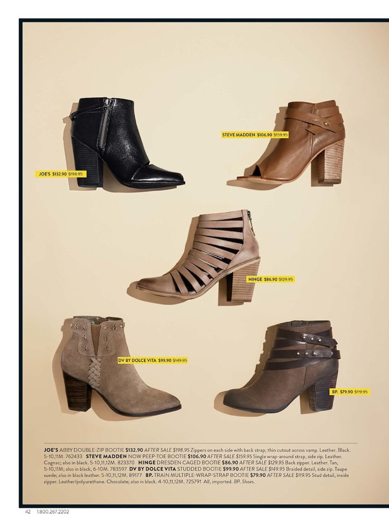 nordstrom anniversary sale 2014 catalog4 Nordstrom Shows Launches Catalogue for Its Latest Anniversary Sale