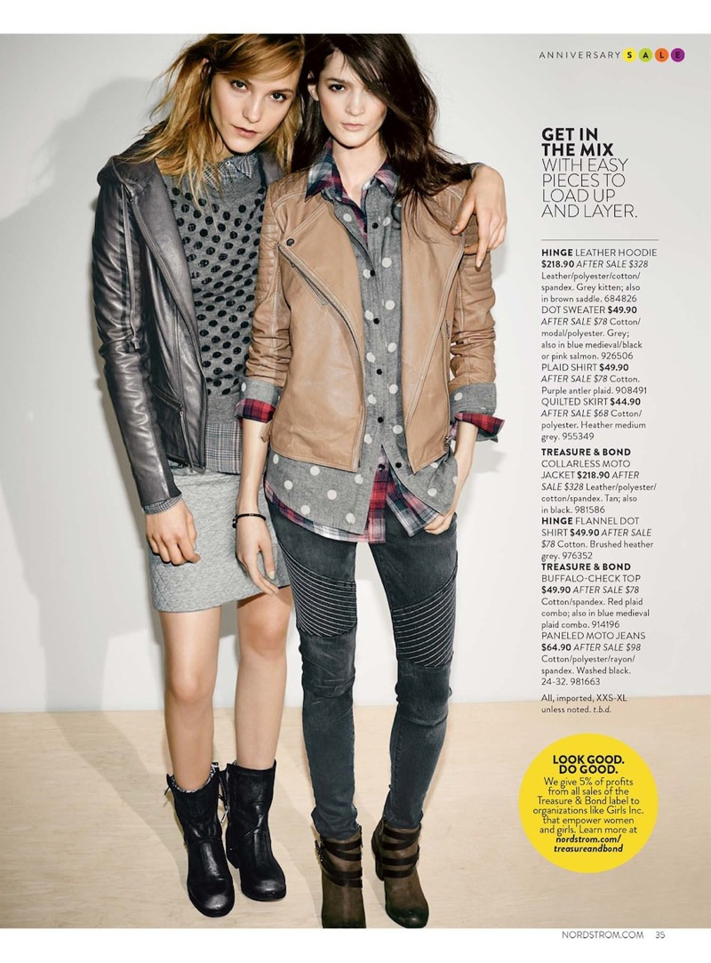 nordstrom anniversary sale 2014 catalog5 Nordstrom Shows Launches Catalogue for Its Latest Anniversary Sale