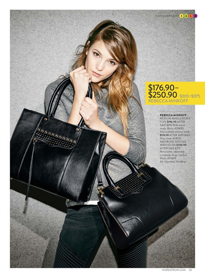 nordstrom anniversary sale 2014 catalog6 Nordstrom Shows Launches Catalogue for Its Latest Anniversary Sale