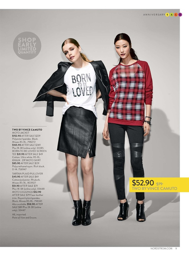 nordstrom anniversary sale 2014 catalog7 Nordstrom Shows Launches Catalogue for Its Latest Anniversary Sale