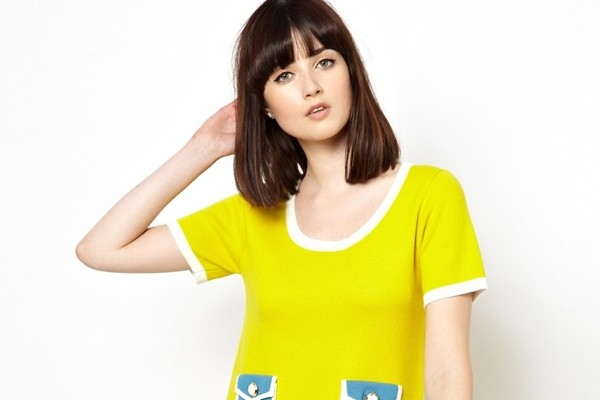 Orla Kiely Milano Color Block '60s Dress available at ASOS for $282.00