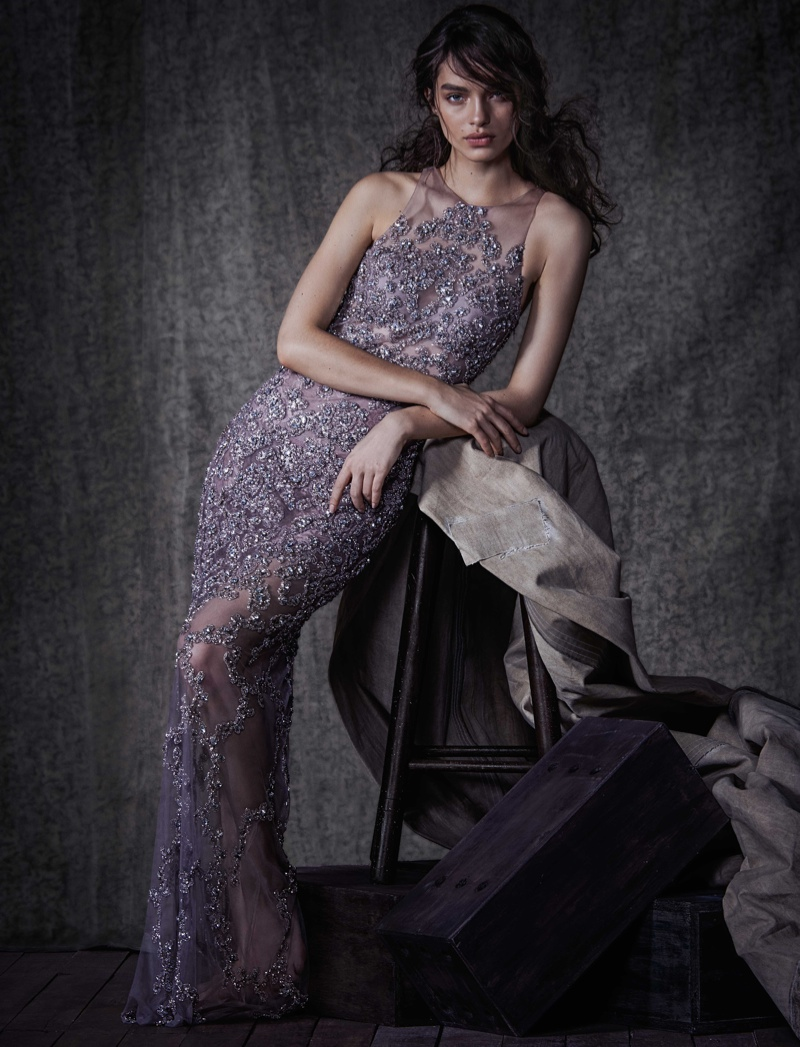 patricia bonaldi dresses 2014 winter2 Patricia Bonaldis Enchanting Winter 2014 Dresses