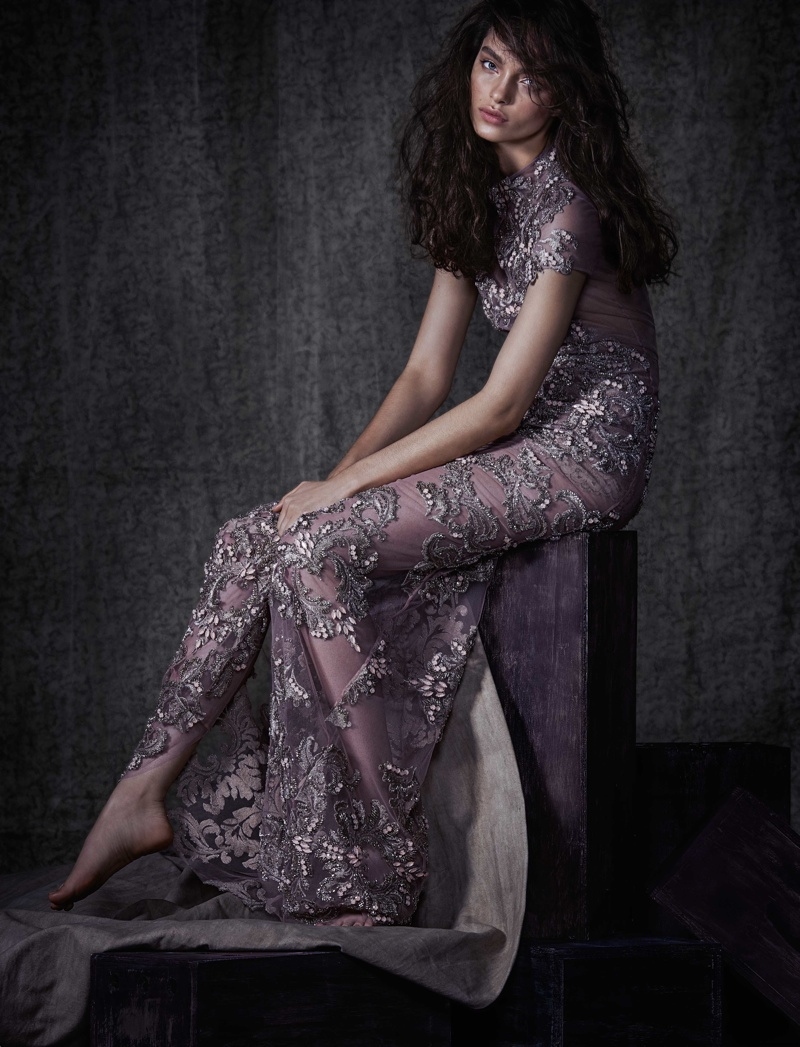 patricia bonaldi dresses 2014 winter4 Patricia Bonaldis Enchanting Winter 2014 Dresses