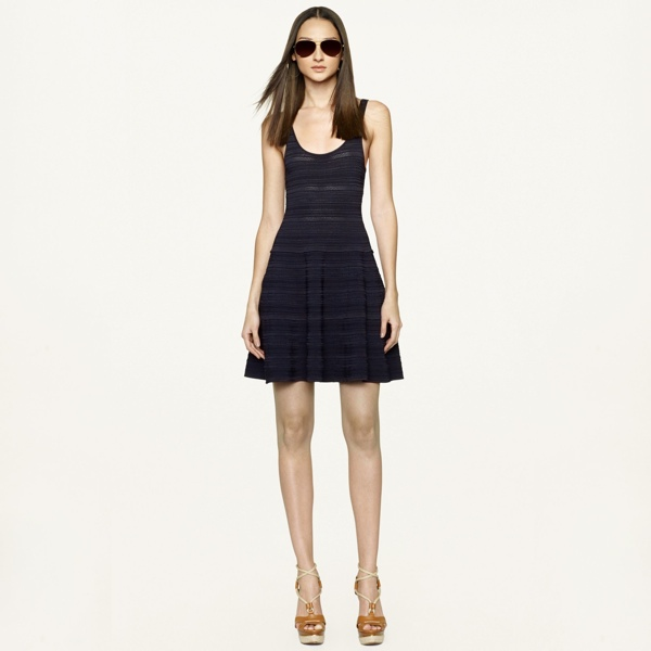 ralph lauren stretch pintelle knit dress1 Ralph Lauren Summer Sale! Up to 70% Off