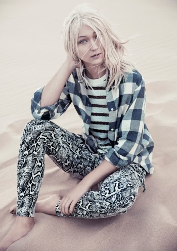 New Zealand Brand Ruby Launches Spring 2014 Campaign by Steven Chee