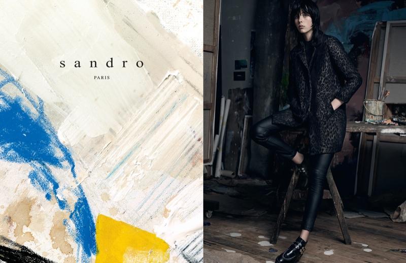 sandro-2014-fall-winter-campaign2