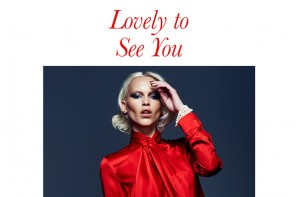 "FGR Exclusive | Valeria Dmitrienko by Scott Hugh Mitchell in ""Lovely to See You"""