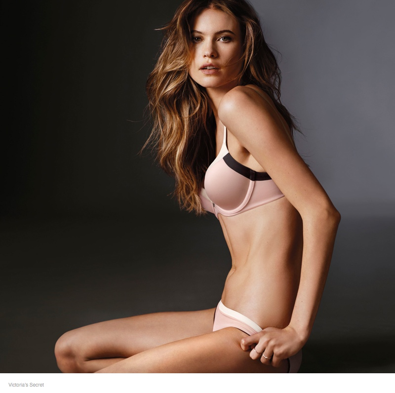 simply sexy victorias secret01 Behati Prinsloo, Candice Swanepoel + More Star in New. Simple. Sexy. Victorias Secret Shoot