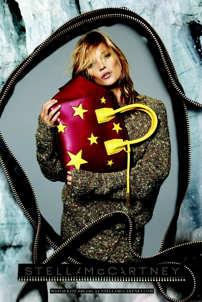 Kate Moss Lands 7th Stella McCartney Campaign for Fall/Winter 2014