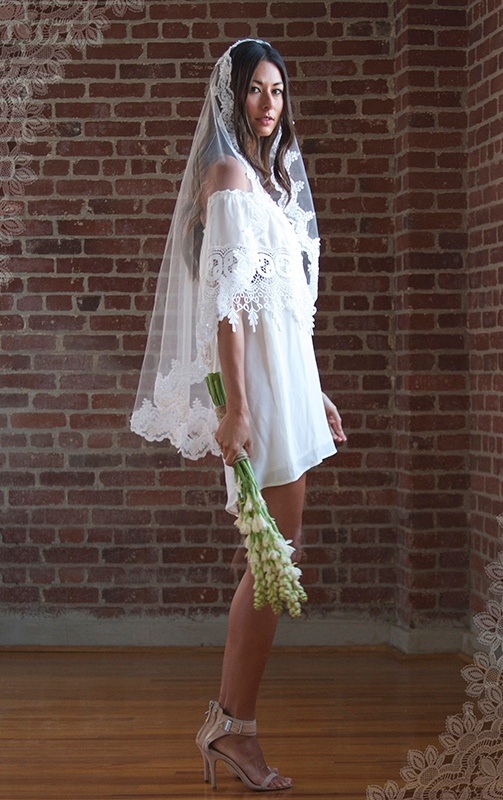 Fox Wedding Dresses 6 Awesome stone cold fox wedding