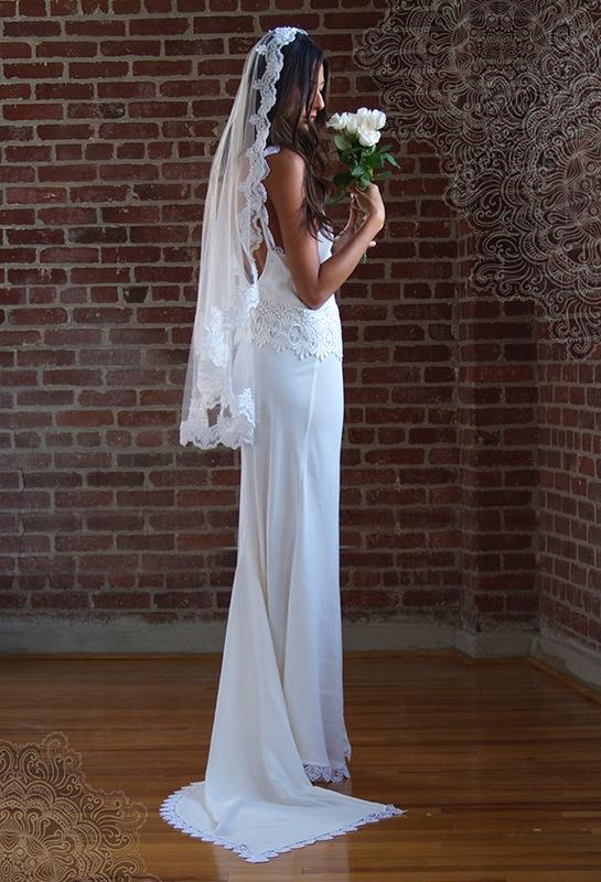 Fox Wedding Dresses 8 Fancy stone cold fox wedding