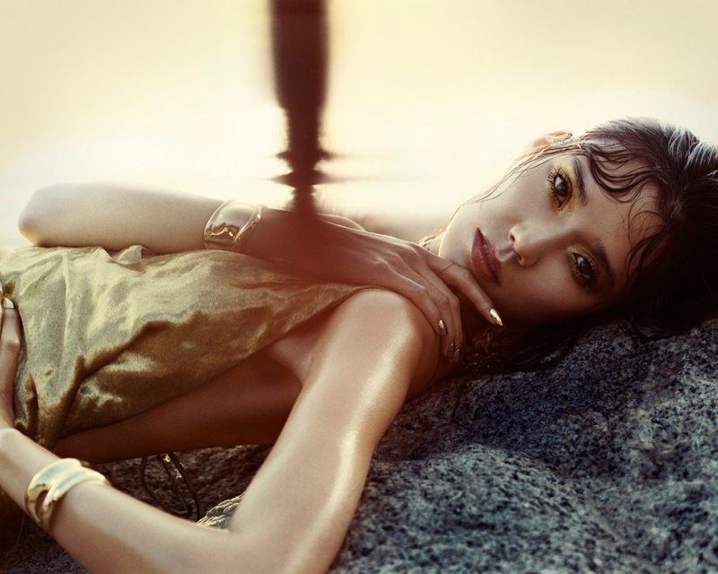 tao okamoto 2014 photos1 Tao Okamoto Stuns in Summer Beauty for Vogue China by David Slijper
