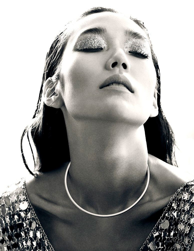 tao okamoto 2014 photos3 Tao Okamoto Stuns in Summer Beauty for Vogue China by David Slijper