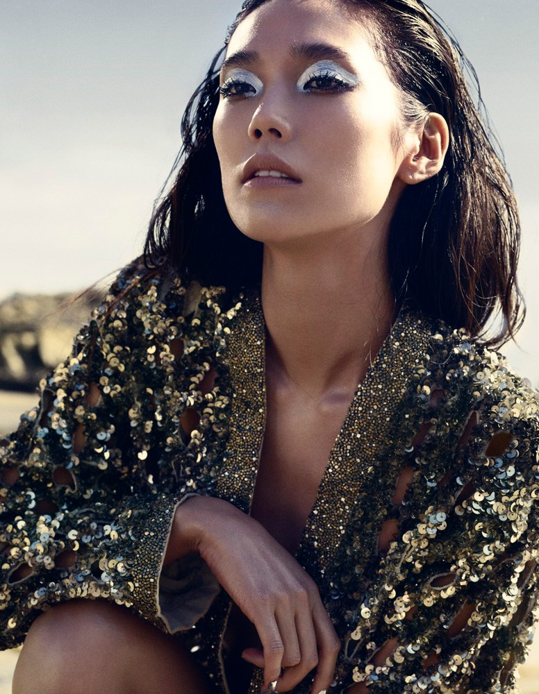 tao okamoto 2014 photos4 Tao Okamoto Stuns in Summer Beauty for Vogue China by David Slijper