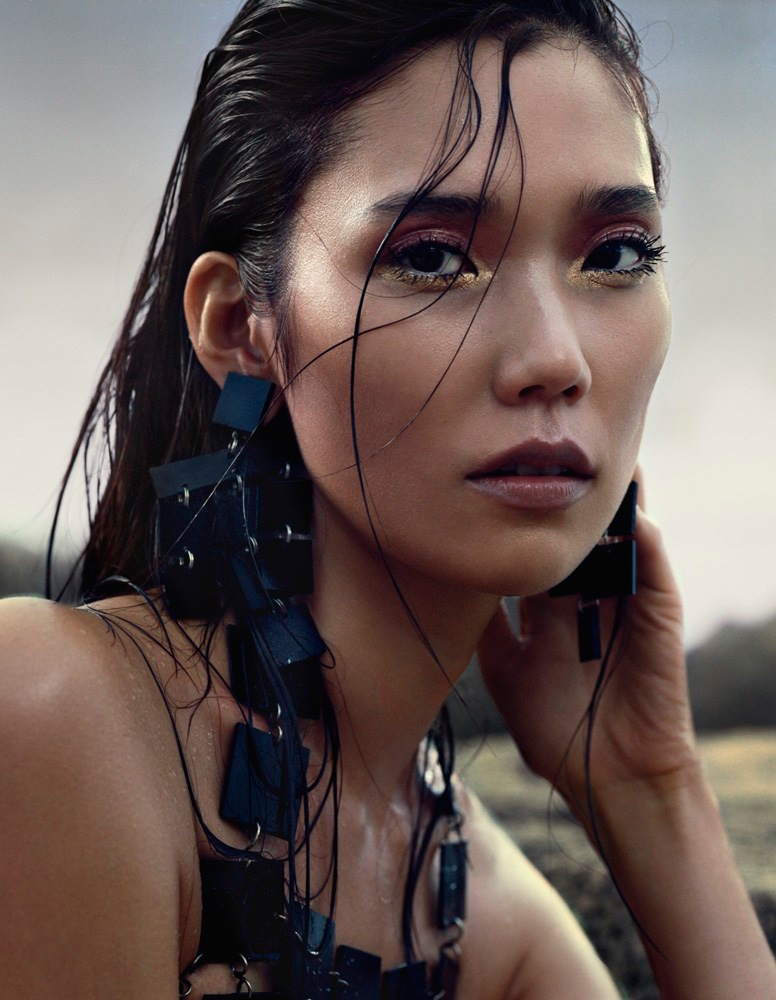 tao okamoto 2014 photos7 Tao Okamoto Stuns in Summer Beauty for Vogue China by David Slijper