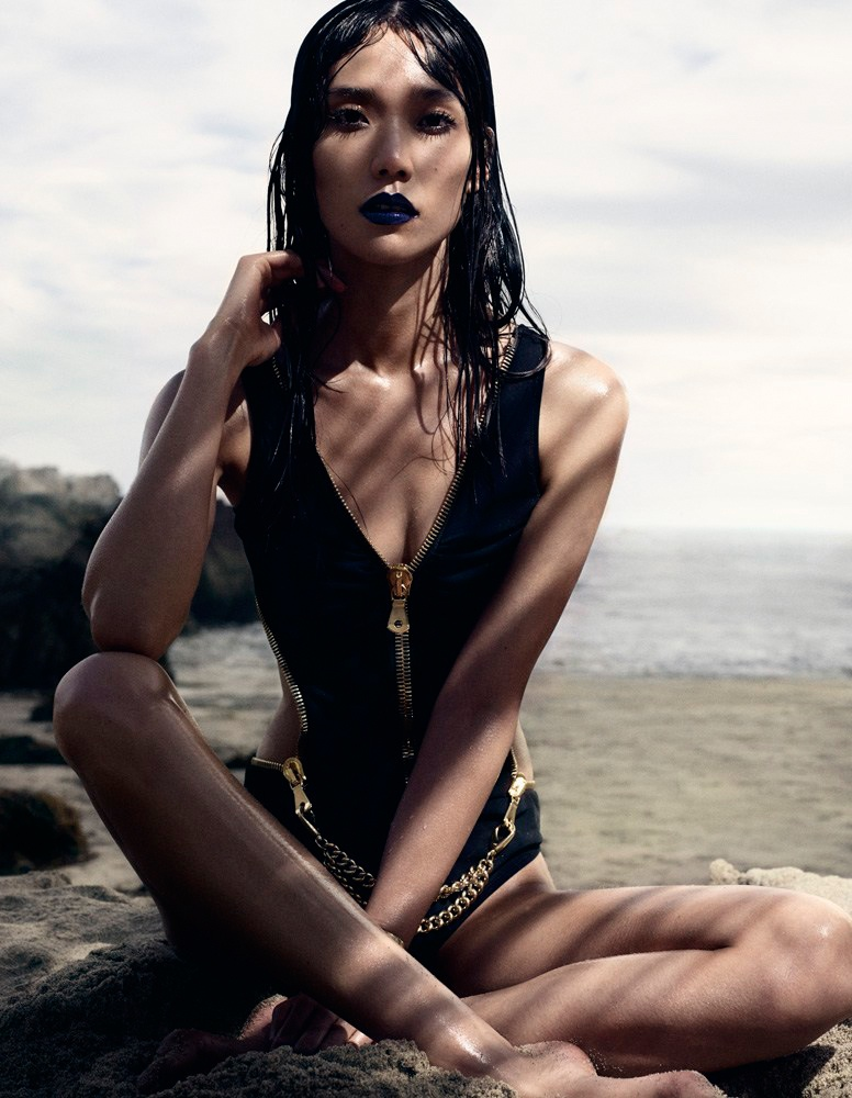 tao okamoto 2014 photos9 Tao Okamoto Stuns in Summer Beauty for Vogue China by David Slijper