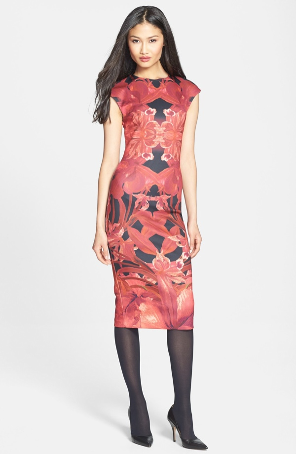 ted baker london jungle print dress1 Nordstrom Launches its Anniversary Sale!