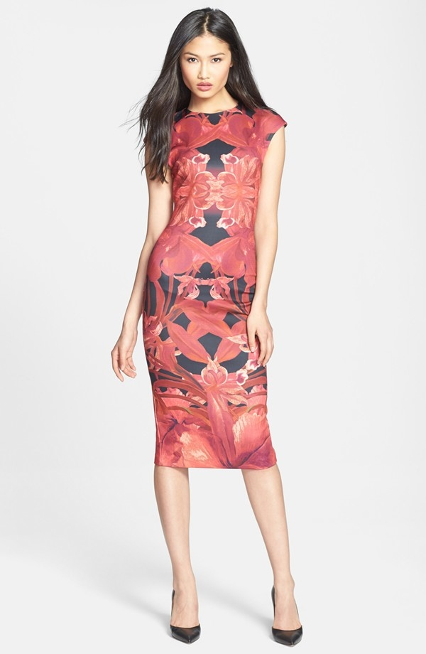 ted baker london jungle print dress3 Nordstrom Launches its Anniversary Sale!
