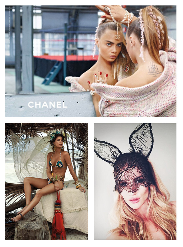 Week in Review | Sporty Chanel, Isabeli's Castaway Moment, Bombshell Models + More