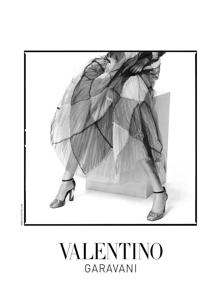 valentino 2014 fall winter campaign10 Valentino Taps David Bailey to Shoot Fall 2014 Campaign