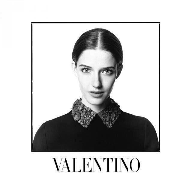 valentino 2014 fall winter campaign2 Valentino Taps David Bailey to Shoot Fall 2014 Campaign