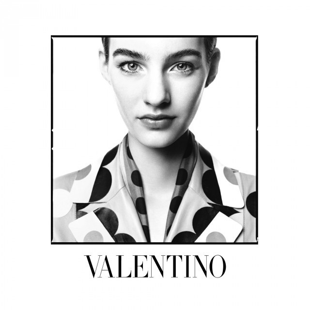 valentino 2014 fall winter campaign6 Valentino Taps David Bailey to Shoot Fall 2014 Campaign